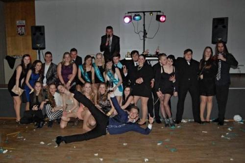 Dj Tajfun - maturitní ples KC Nymburk