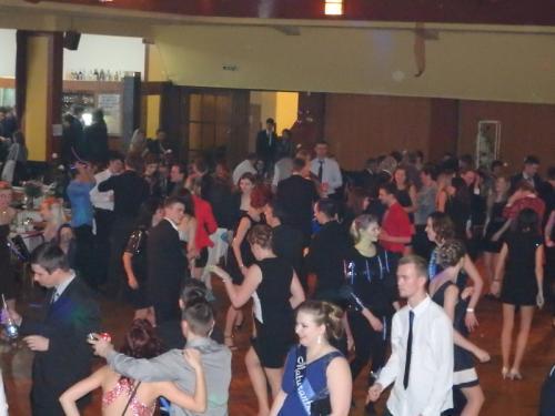 Dj Tajfun - maturitní ples